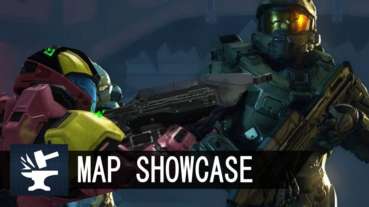 Halo Online Map Showcase - Best of Halo 5 and 3 - YouTube