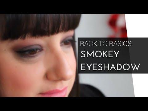 Smokey Eyeshadow