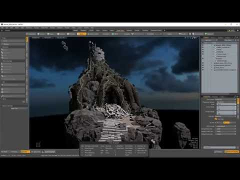 Webinar: MODO 10 Series for VR and games