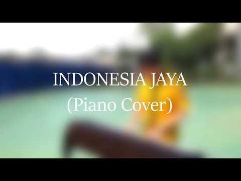 INDONESIA JAYA - Ruben Alexander (Piano Cover)