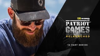 Patriot Games RELAUNCHED • Season 1 Trailer