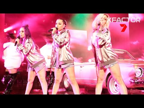 BEATZ's performance of RUN-DMC's 'Walk This Way' - The X Factor Australia 2016