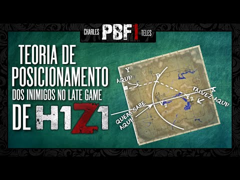 TEORIA DE POSICIONAMENTO DOS INIMIGOS NO H1Z1