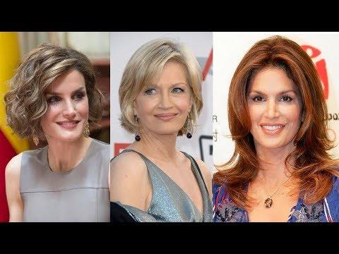 Укладки Волос 2019 Для Женщин После 40