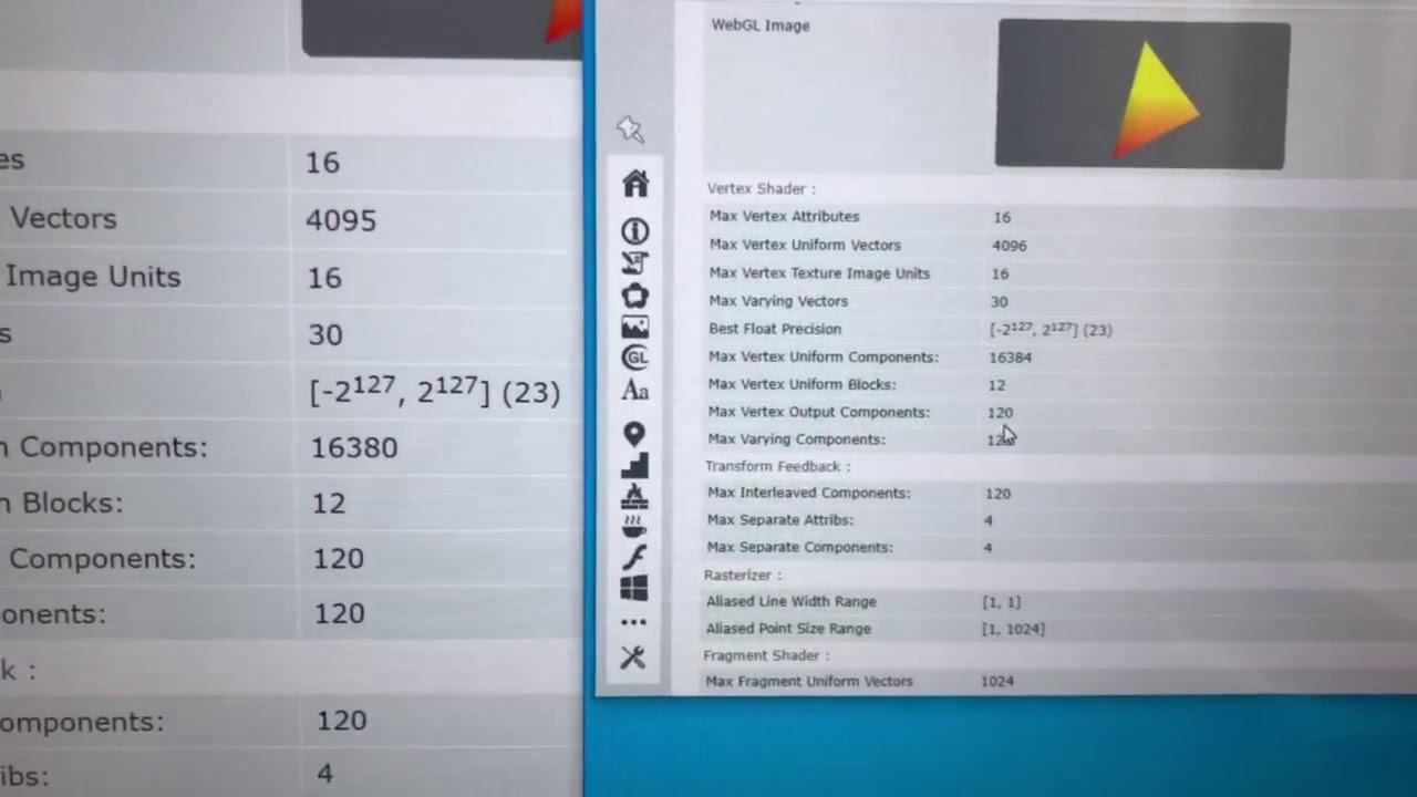 WebGL в бесплатном антидетекте 2020 от VektorT13
