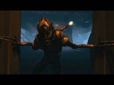 Aliens: Colonial Marines Suspense Trailer