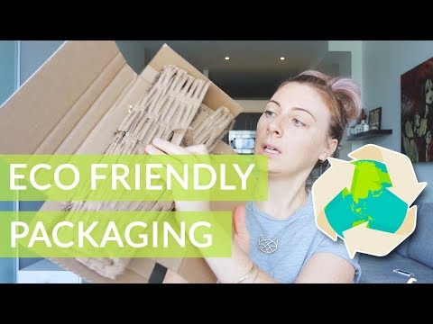 Eco Friendly Recycled Biodegradable Packaging for Your Etsy Store