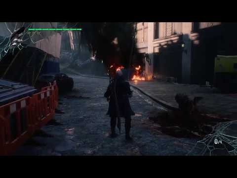 Real videogamers don't skip Devil May Cry V Demo