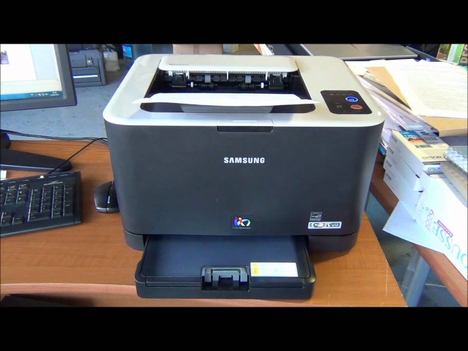 Samsung CLP-300 Series - download.cnet.com