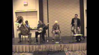 Jimmy Mazzy - Pardon My Southern Accent at the New England Jazz Banjofest