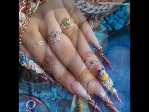 carnaval nails