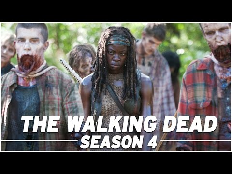 The Walking Dead: Season 4 Full Recap! - The Skybound Rundown