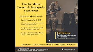 Encuentros a la intemperie: Naida Saavedra y José Luis Palacios