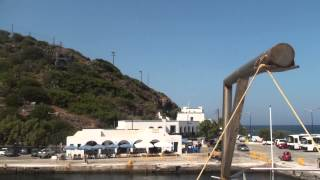 Arriving in Nisyros Island Thumbnail
