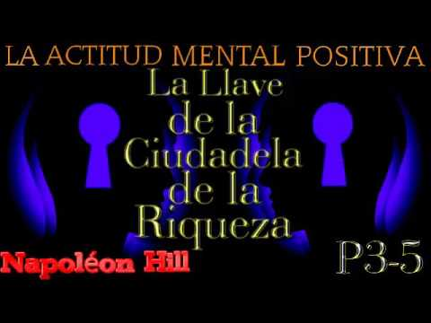 la-actitud-mental-positiva,-napoleón-hill,-audiolibros-de-motivación-personal