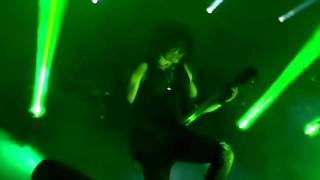 The Sisters of Mercy - Train / Detonation Boulevard - live at MeraLuna 2010 (HD)