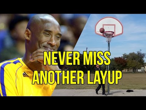 Why You Miss Open Layups (and how to make every layup)