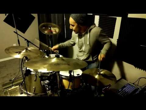 Fools Gold - Aaron Carter - Drum Cover