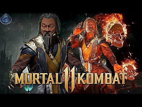 Mortal Kombat 11 Online – CRAZY SHANG TSUNG COMBOS!