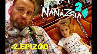 """NÁNÁZSIA 2. : -2. EPIZÓD - """"Miért mindig állatokat haltatnak meg a kajáért?"""""""