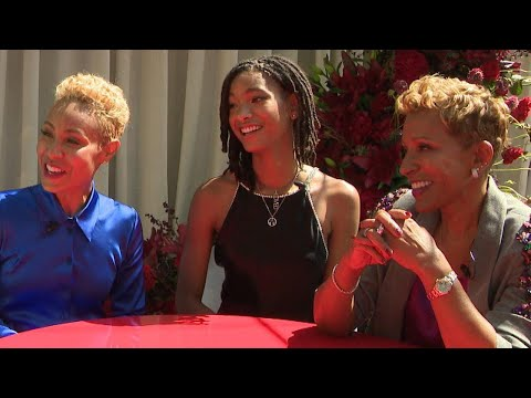 Red Table Talk: Jada, Willow and Adrienne on Dream Guests and Will in Aladdin (Full Interview)