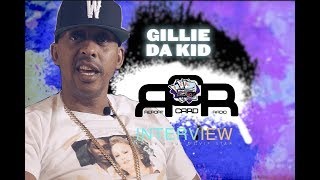 "Gillie Da Kid Reveals Story Of The Time He Was Shot ""Even The Best Of Us Get Tagged"" (MUST SEE)"