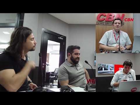 Entrevista CBN Campo Grande: Mariano (da dupla com Munhoz ) e Reinaldo de Andrade Silva