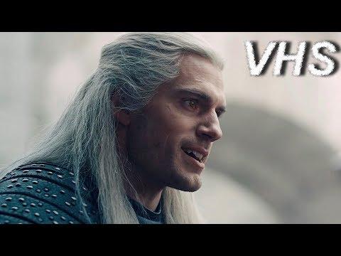 Ведьмак (1 сезон) - Финальный трейлер на русском - VHSник