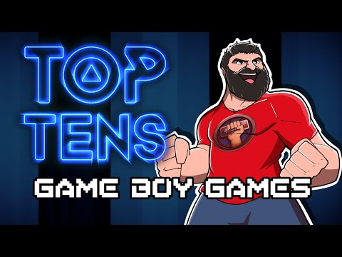Top Ten Game Boy Games | The Completionist