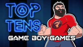 Top Ten Game Boy Games - The Completionist