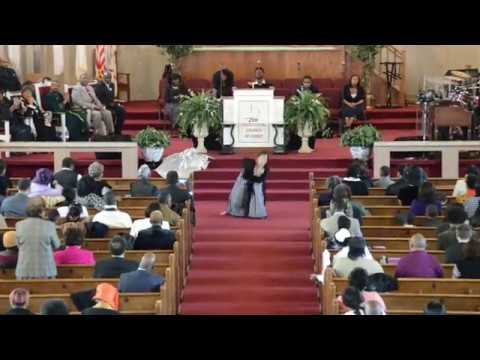 Kirk Franklin My World Needs You - Zion PCC Dance Ministry