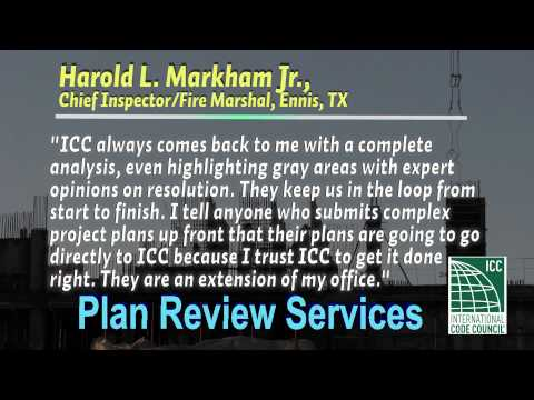 ICC Plan Review Services YouTube