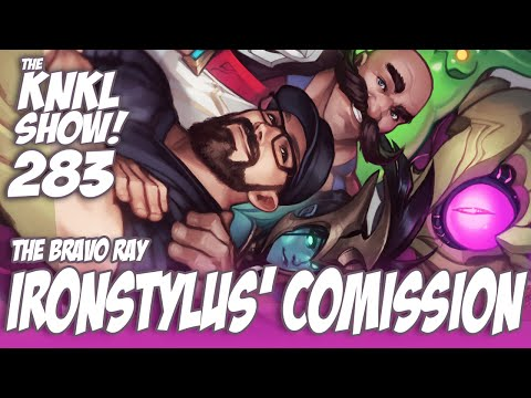 KNKL 283: IronStylus' Commission feat. The Bravo Ray!