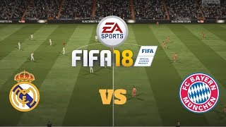 FIFA 18 Gameplay PC 1080p 60fps Ultra Settings {No Commentary, Pure Gameplay}