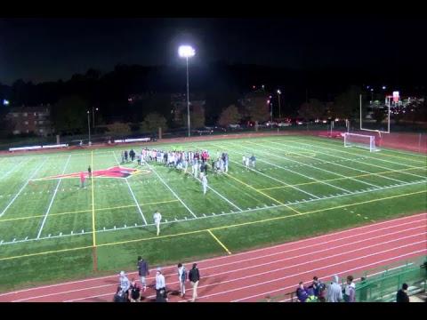 JV MIAA Soccer Championship - CHC vs. Curley