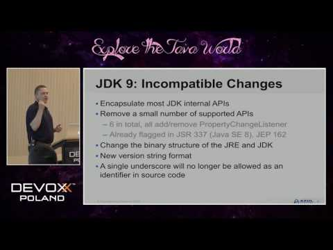 Devoxx Poland 2016 - Simon Ritter - Project Jigsaw in JDK 9: Modularity Comes To Java