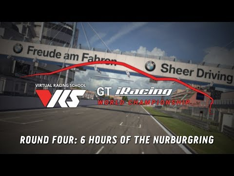 VRS GT iRacing Series | 6 Hours of the Nurburgring