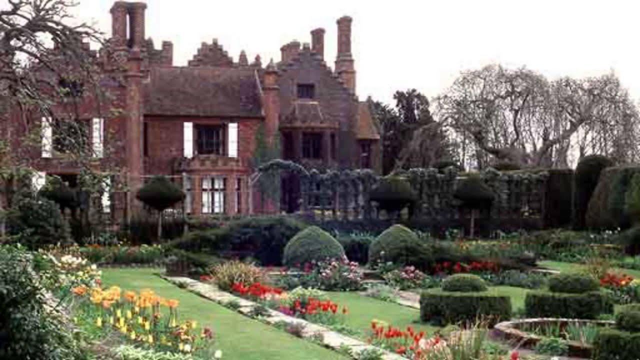 chenies manor house amersham buckinghamshire - youtube
