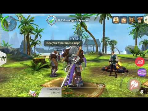 ORDER & CHAOS II REDEPTION - CHOOSING MY RACE!