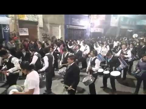 Banda Unión Juvenil  Convite Carnaval Oruro 16'