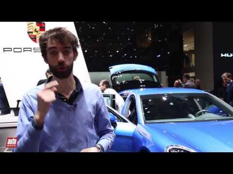 Porsche Panamera Sport Turismo [SALON GENEVE 2017] : elle fait le break