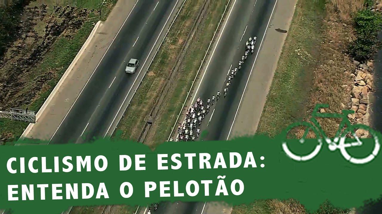ciclismo de estrada entenda porque os ciclistas andam em pelotão