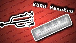 KORG NanoKey 2 Review | Method Of Input