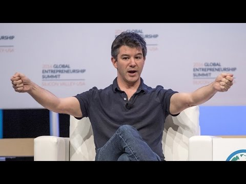How Uber's Controversial CEO Built an Empire
