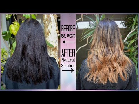How to remove Black Hair Color SAFELY ft. Pravana Color Extractor + Continuum