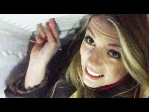 Kristina Kage - What It's Like Being Trapped Inside a Chest Freezer