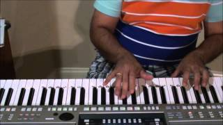 Tere Mast Mast Do Nain - Keyboard cover / Karaoke track