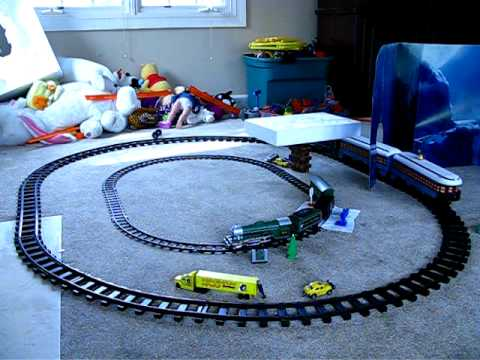 Polar Express Train Set - YouTube