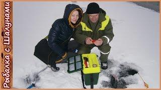 Зимняя рыбалка в Беларуси. Первый опыт