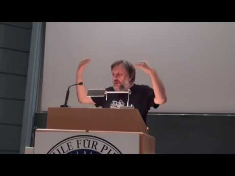 Slavoj Žižek - Where Hegel wasn